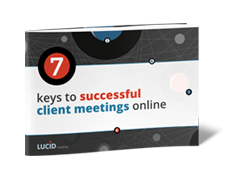 7 Keys to Successful Meetings Online E-book