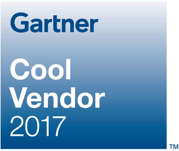 Gartner Cool Vendor 2017