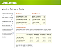 meeting cost and roi calculators lucid meetings