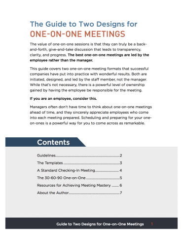 Managers | Lucid Meetings